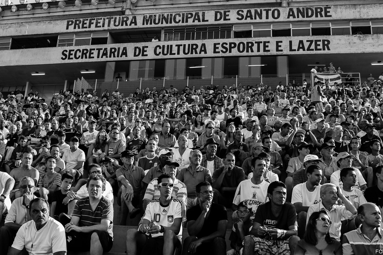 Santo André x Goiás (Fabio Soares/Futebol de Campo)