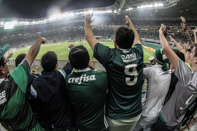 Palmeiras x Tucumán (Fábio Soares / Futebol de Campo)